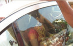 Navya Nair arriving for wedding at Alleppy district of Kerela (4)