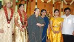 J Jayalalitha and Sasikala at Actor Prabhu daughter Aishwarya and Kunall marriage reception
