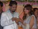 Rambha engagement  with indiran photos (2)