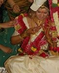 South indian and Bollywood actress Rambha and buisnessman Indra Kumar wedding pictures (3)