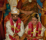 South indian and Bollywood actress Rambha and buisnessman Indra Kumar wedding pictures (5)
