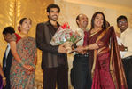 Rekha at Sibiraj and Revathi Wedding Reception