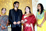 Sibiraj and Revathi Wedding Reception