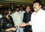 Chiranjeevi  at Sridevi Wedding Reception
