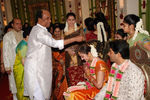 Superstar Rajni at Sridevi and Rahul Wedding