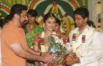 Kamal Hassan at Sridevi and Rahul Wedding