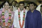 A R Rahman at Surya and Jyothika Marriage