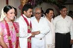 KB at Surya and Jyothika Marriage