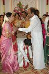 Rajini at Surya and Jyothika Marriage