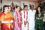 Rajini family at Surya and Jyothika Marriage