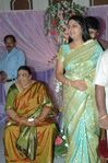 Actress Vindhya and Bhanupriya's brother Gopi marriage reception