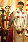 Dhanush, Aishwarya Wedding