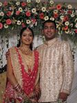 Gopika and Dr. Ajilesh engagement in Trissur