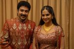 Actress Madhumitha engagement with actor Sivabalaji photo