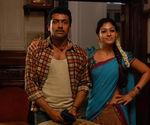 Surya and Nayanthara in Aadhavan