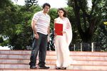 Ajith and Nayanthara in Aegan Movie
