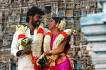 Jai and Poorna in Arjunan Kadhali movie