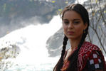 Kangana Ranaut in Dhaam Dhoom Movie