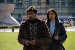 Jayam Ravi and Lakshmi Rai in Dhaam Dhoom Movie