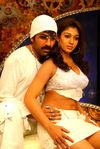 Nayantara and Ravi Teja in Dubai Rani - Telugu Dubai Seenu