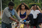Kiran Rathod in High School Movie