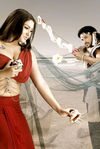 Namitha and Raja in JaganMohini Movie