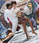Vikram and Shriya salsa song dance in Kanthaswamy Movie Photo