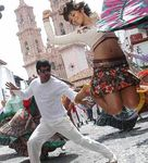 Vikram and Shriya salsa song dance in Kanthaswamy Movie Photo