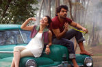 Tamanna and Karthi in Paiya (9)