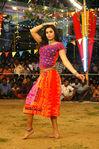 Namitha sizzling in Pandi