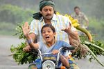 Srikanth and Parvathy in Poo