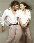 Lawrence with Meenakshi in Rajathiraja Movie