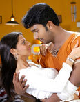 Shanthanu Bhagyaraj and Vedika in Sakkarakatti Movie