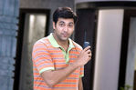 Jayam Ravi in Santosh Subramaniam
