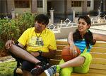 Venky ,Nayantara in Sathyam Movie