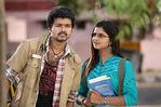 Vijay and Anushka Shetty in Vettaikaran Movie (11)
