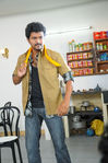 Vijay and Anushka Shetty in Vettaikaran Movie (15)