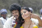 Vijay and Anushka Shetty in Vettaikaran Movie (21)
