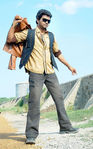 Vijay and Anushka Shetty in Vettaikaran Movie (32)