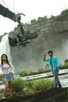 Villu Movie Shooting photo - Actor Vijay and Actress Nayanthara