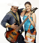 Bharath and Kajal Agarwal in Pazhani