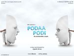 Simbu's PODAA PODI movie stills