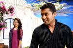 Surya, Sameera Reddy in Vaaranam Aayiram