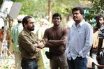 Shankar at endhiran the robot on location photo 5