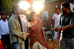 Vijay and Asin Thottumkal at Kavalkaran On Location (2)
