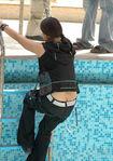 Actress Nayanthara Shooting spot photos