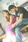 Vijay and Nayanthara at Villu Shooting spot