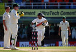 Sachin Tendulkar Breaks Lara's Test Run World Record - Special moment at the second Test against Australia at the Mohali Stadium