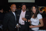 Vinod Kambli and his wife Andrea with Kapil Dev at Grace Sports Bar Opening at Andheri in Mumbai ( pic bollyvista )