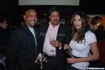 Vinod Kambli and his wife Andrea with Kapil Dev at Grace Sports Bar Opening at Andheri in Mumbai ( pic bollyvista )